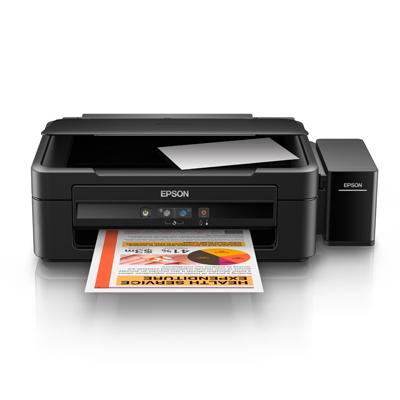 پرینتر اپسون چند کاره مدل  Epson L382 Inkjet Printer
