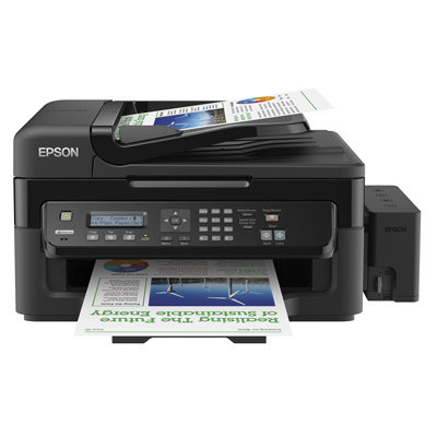 پرینتر اپسون چند کاره مدل Epson L550 4-in-one Printer