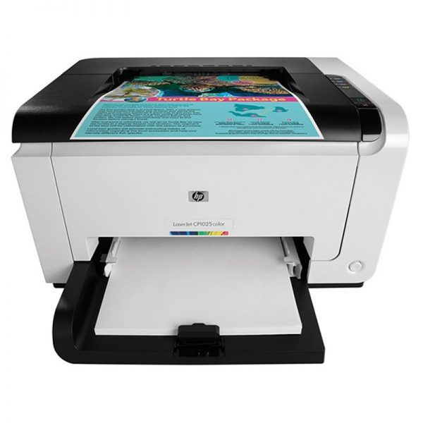 پرینتر HP LaserJet 1025 Color