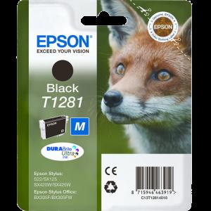 کارتریج Epson T1281 Black