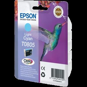 کارتریج Epson T0805 Light Cyan