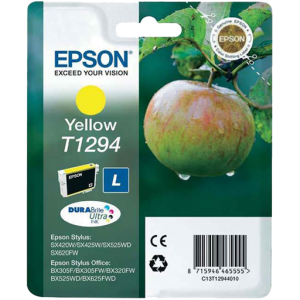 کارتریج Epson T1294 Yellow
