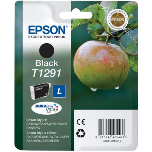 کارتریج Epson T1291 Black