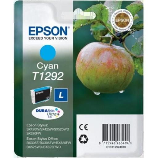 کارتریج Epson T1292 Cyan