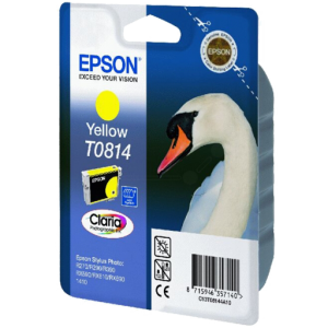 کارتریج Epson T0814 Yellow