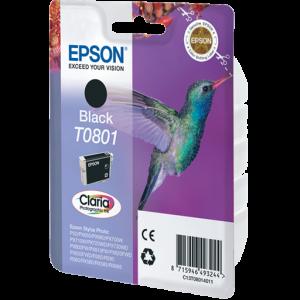 کارتریج Epson T0801 Black