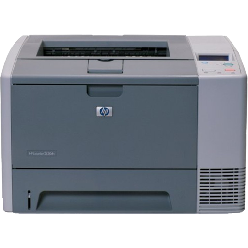 چاپگر دست دوم مدل HP Printer 2420